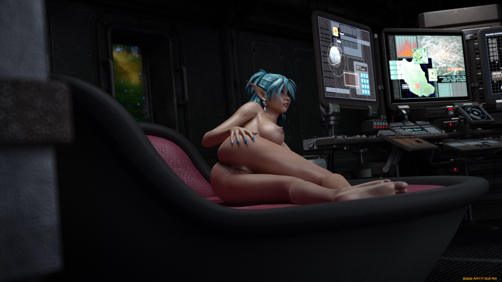 3d РѕСЂРєnaked erotic nude picture